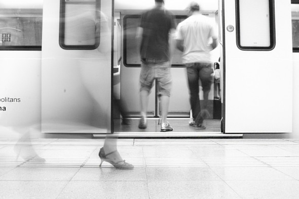 Train, Commute