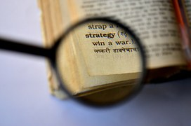 strategy辞書
