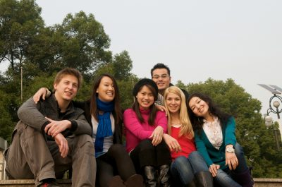 英語 友達 外国人